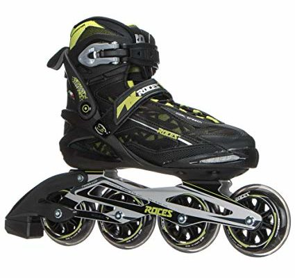 Roces Xenon Inline Skates – 8.0/Black-Acid Green Review
