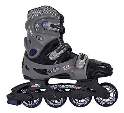 Skate Out Loud Pacer Voyager Inline Skates Review