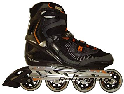 Rollerblade Spark RT 84 Mens's sz 7 Fitness Inline Skates Review
