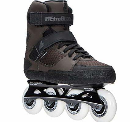 Rollerblade Metroblade GM Urban Inline Skates – 11.0/Brown Review