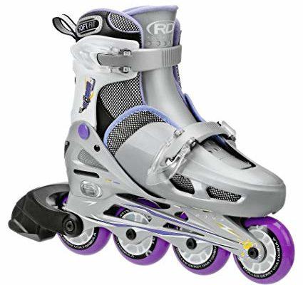 Roller Derby Girls Cobra Adjustable Inline Skate Review