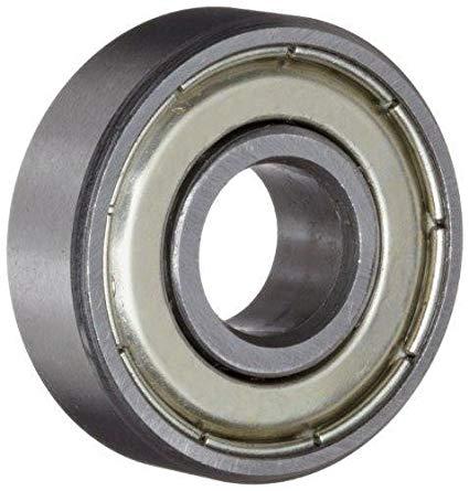 608ZZ 8x22x7 Shielded Greased Miniature Ball Bearings-1 Bearings