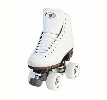 Riedell 120 Raven Womens Artistic Roller Skates Review