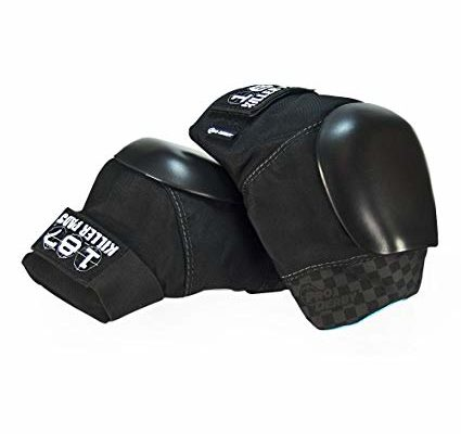 187 Pro Derby Knee Pad Set Black Black XL Review
