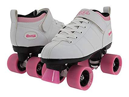 Chicago Bullet Ladies Speed Roller Skate –White Review