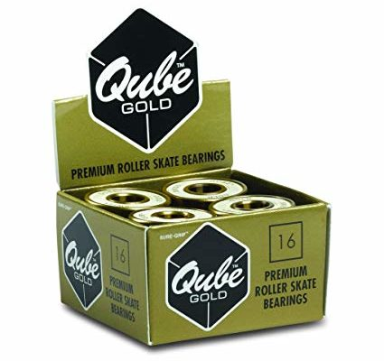 Sure-Grip QUBE Gold Swiss Bearings Review