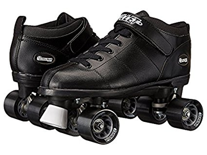 Chicago Bullet Men's Speed Roller Skate – Black Review