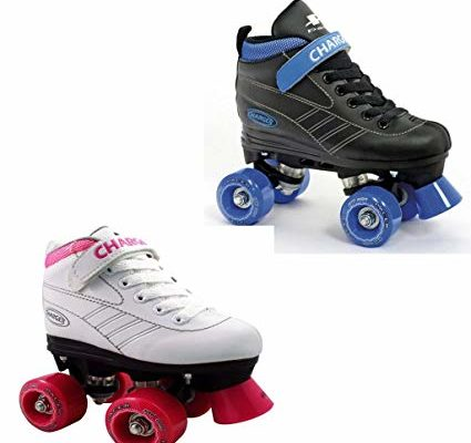 Pacer Charger Girls Speed Roller Skates 2014 Review