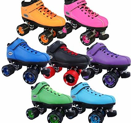 Riedell Dart Quad Roller Derby Speed Skates with Matching Laces Review