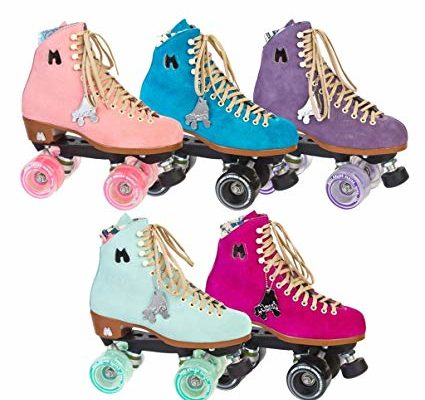 Moxi Lolly Strawberry Indoor / Outdoor Roller Skates Review