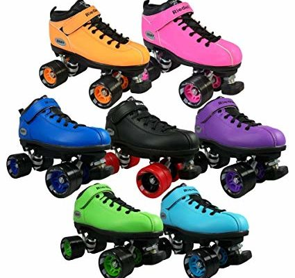Riedell Dart Roller Skates – Purple Size 1 Review