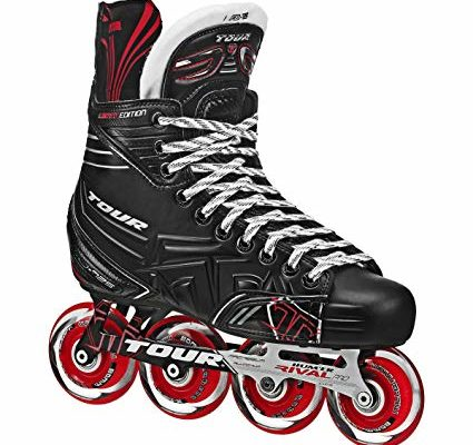Tour Hockey Adult Fish BoneLite 725 LE Inline Hockey Skates – 78TA Review