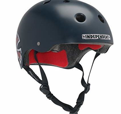 PROTEC Original Classic Helmet CPSC-Certified, Independent, Navy Blue, Large Review