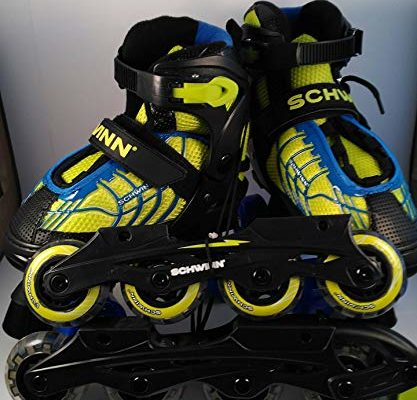 Schwinn Boy Adjustable Inline Skate Size 1 – 4 Review