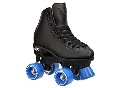Riedell RW Wave Boys Black Skates – Riedell RW Wave Black Quad Roller Skates Review