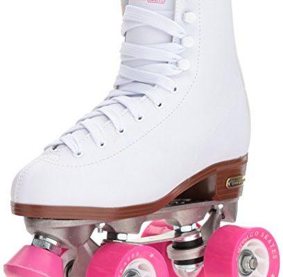 Chicago Women's Classic Roller Skates – White Rink Skates Review
