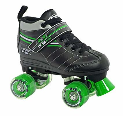 Roller Derby Boy's Laser Speed Quad Skate Review