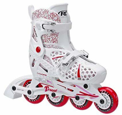 Roller Derby Girls Tracer Adjustable Inline Skate Review