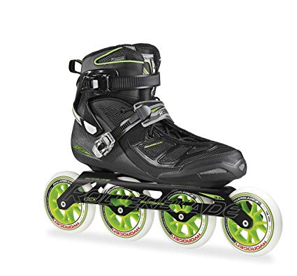 Rollerblade 2015 TEMPEST 110C Premium Fitness/Race Skate with 4x110mm US Made Hydrogen Wheels – HTO PRO Super Precise Bearings Review