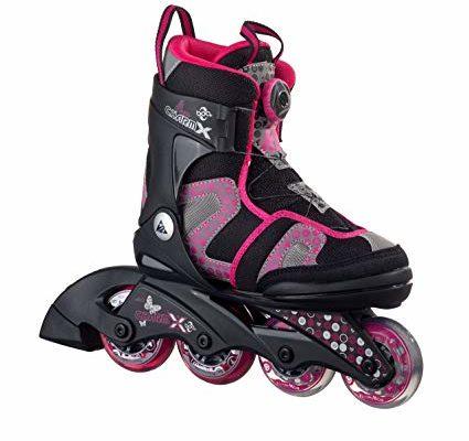K2 Skate Girl's Charm X Boa Inline Skates Review
