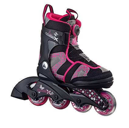 K2 Skate Girl's Charm X Boa Inline Skates