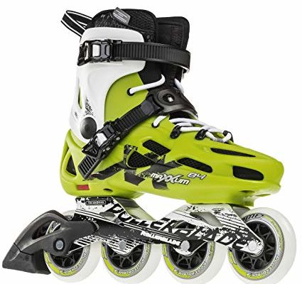 Rollerblade Maxxum 84 Performance Skate with 84mm Wheels & SG9 Bearings Review