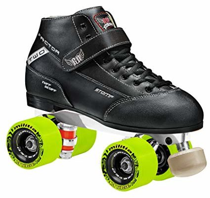 Stomp Factor-2 Derby Skates Review