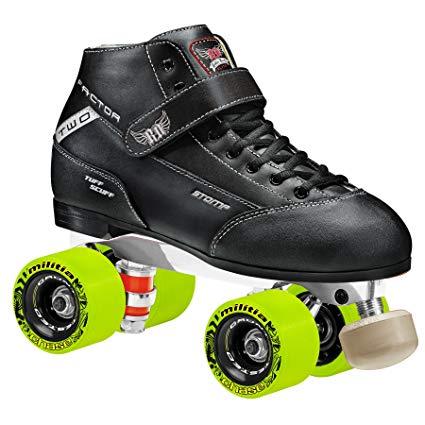 Stomp Factor-2 Derby Skates
