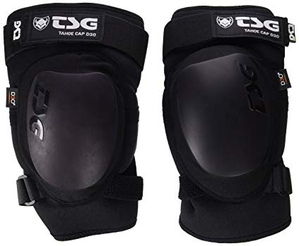 TSG Kneeguard Tahoe Cap D3O – Pads for Skateboard Review
